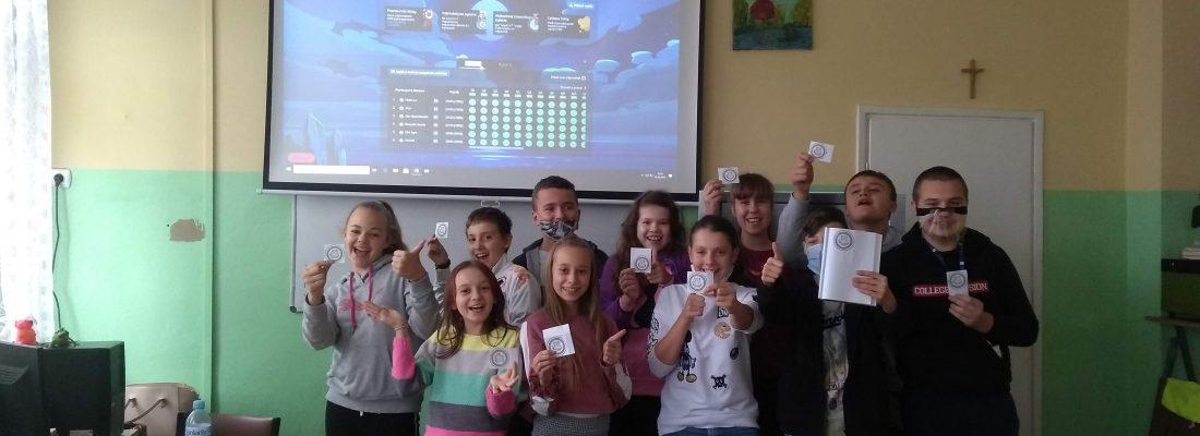 X Światowy Dzień Tabliczki Mnożenia w naszej szkole