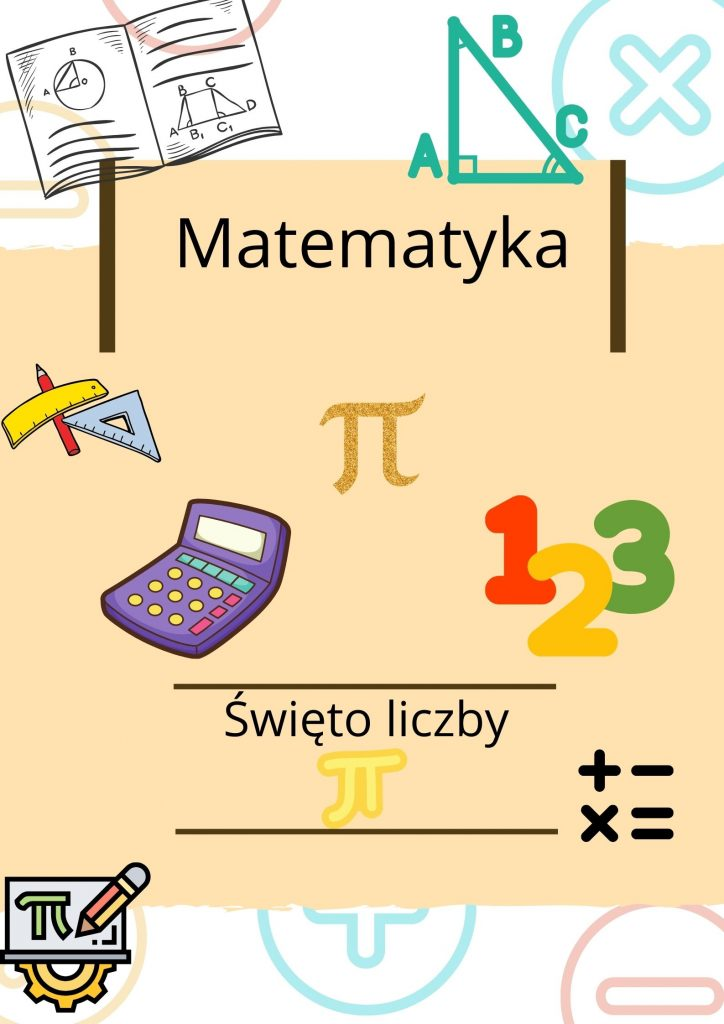 Plakat liczba pi